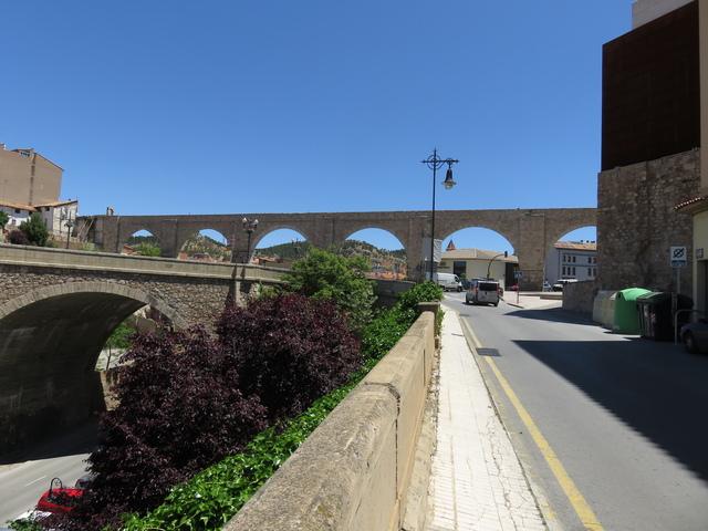 Acueducto los Arcos.