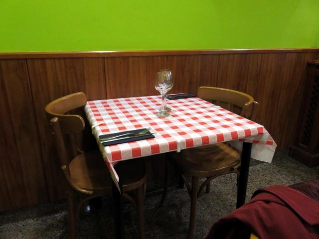 Una mesa para dos