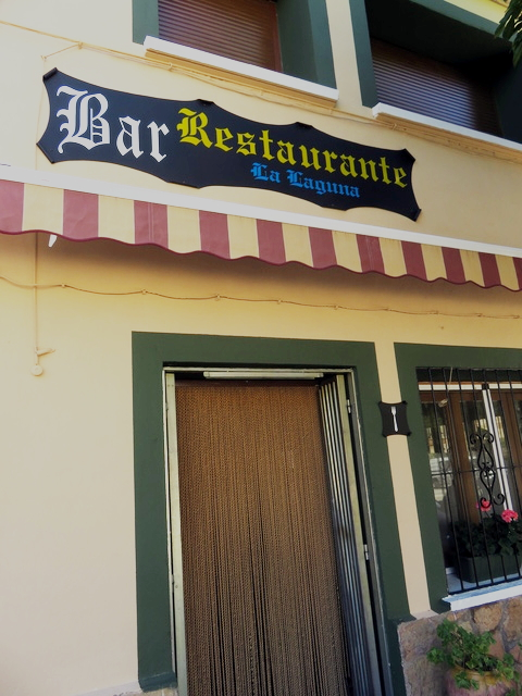 "Bar-restaurante ""La Laguna"""