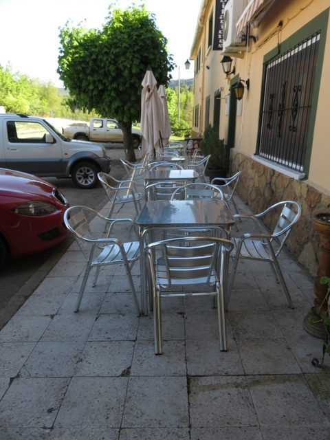 """Terraza del bar """"La Laguna"""""""