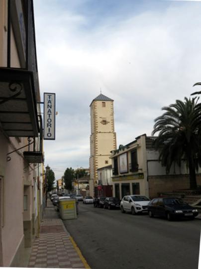 Torre de la munición