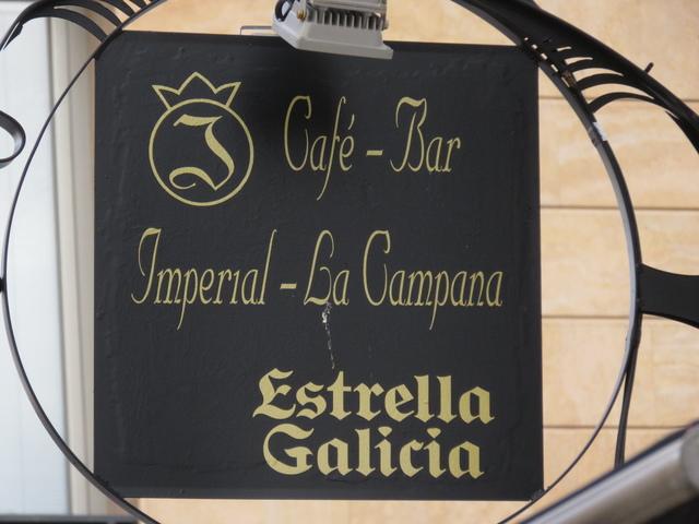 Café-Bar Imperial-La Campana