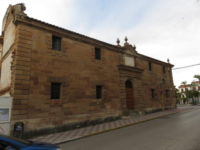 Antigua cárcel