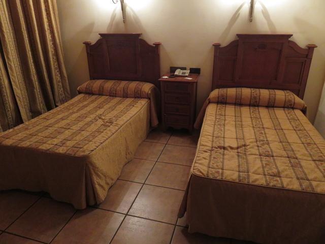 Las camas
