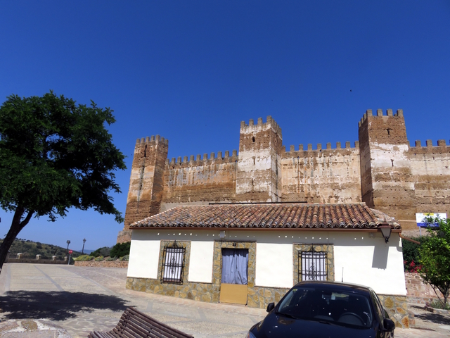 Fortaleza Bury Alhamma