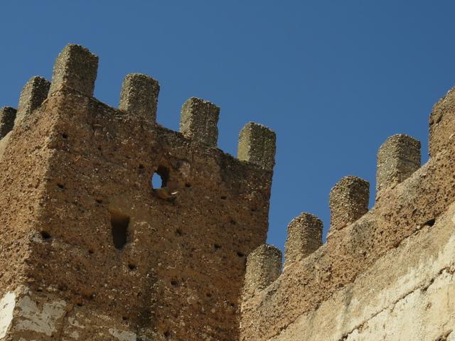 Detalles de la fortaleza