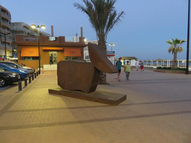 Gran toro de España. Obra de Juan Méjica.