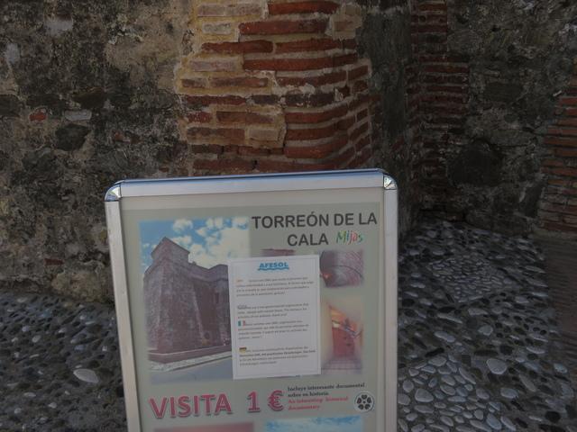 La entrada al Centro de Interpretación de las Torres Vigía cuesta un euro