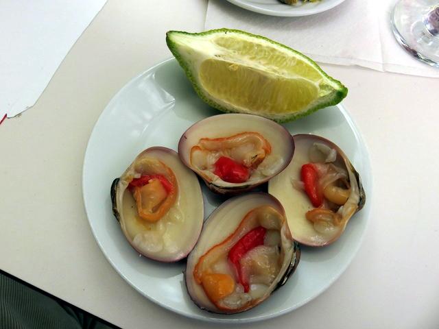 Conchas finas. 1€