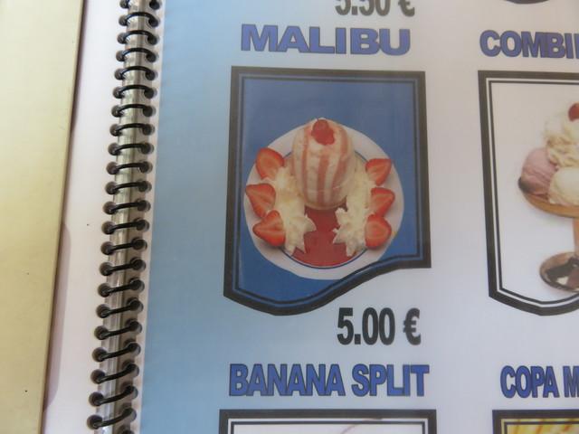 Malibú 5€.