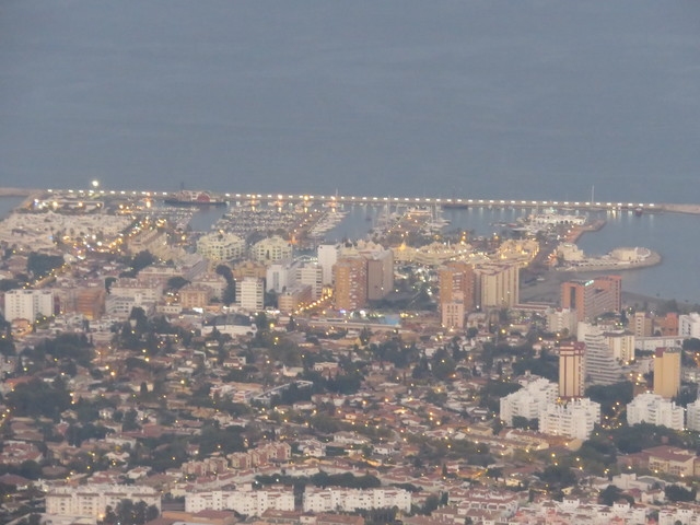 Puerto de Benalmádena.