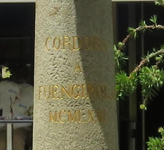Córdoba a Fuengirola 1971