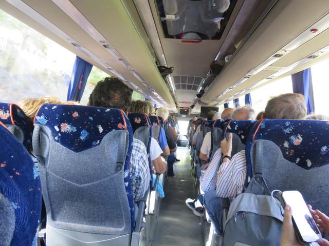 Subimos al autobús