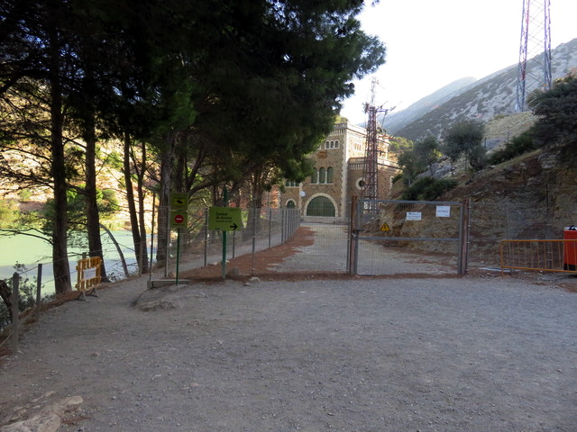Subestación de el Gaitanejo.