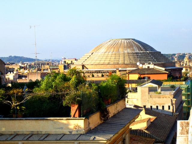 Panteón de Roma.