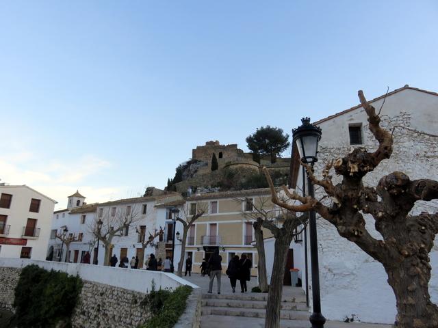 El pueblo de Guadalest