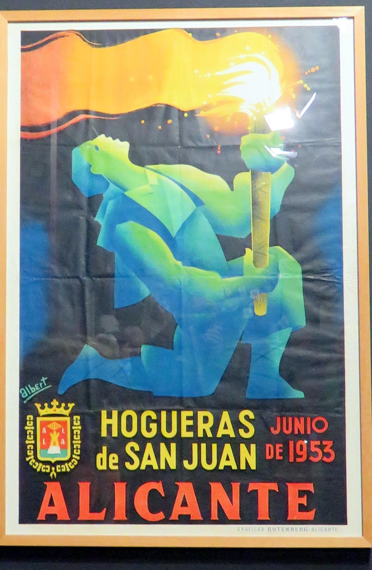 El cartel de 1953