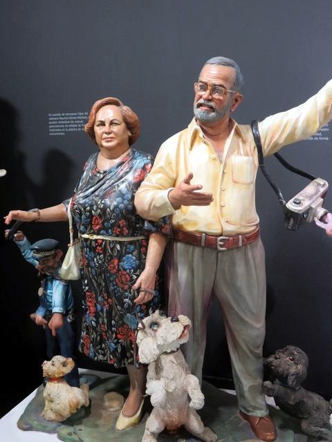 Hijos de Mauricio Gómez, la nueva generación de escultores.