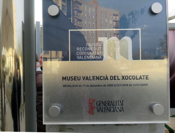 Museo del chocolate de la Comunidad valenciana