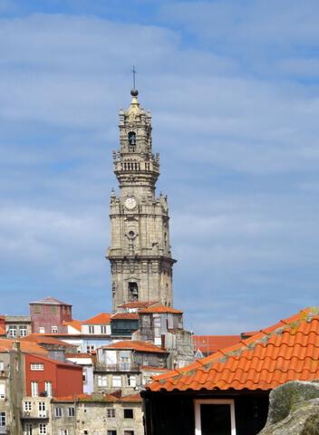 Torre de los clérigos. Oporto.