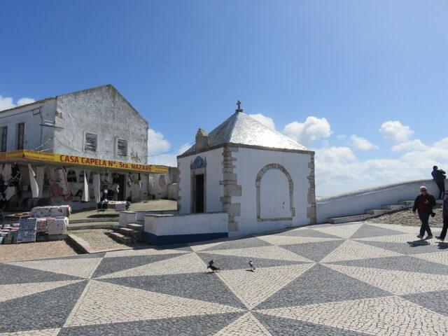 La capilla de la memoria.