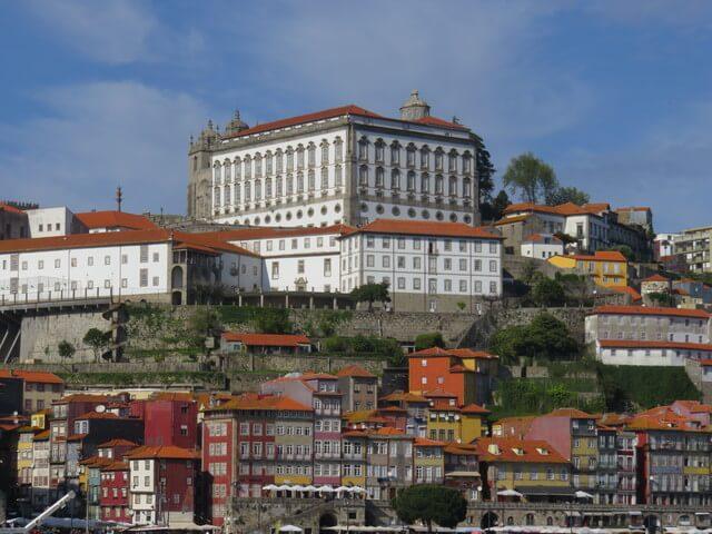 Palacio epicospal de Oporto