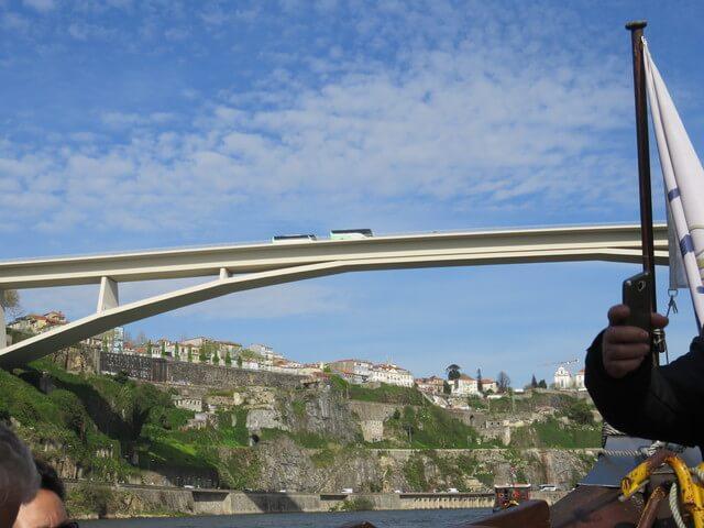 Vista de otro puente.Puente de Sao Joao